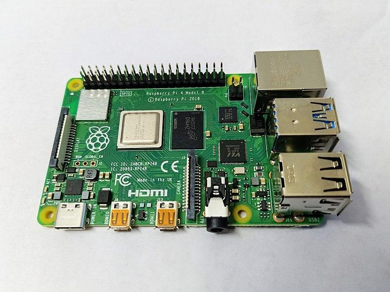 raspberry pi 4 8go ram