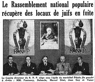 regime national socialiste