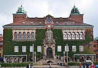 Borås Municipality - Borås Town Hall