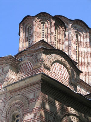 Ravanica - Ravanica church detail