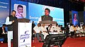 Ravi Shankar Prasad addressing at the foundation stone laying ceremony for the Society for Applied Microwave Electronics Engineering and Research (SAMEER) Centre, in Visakhapatnam.jpg