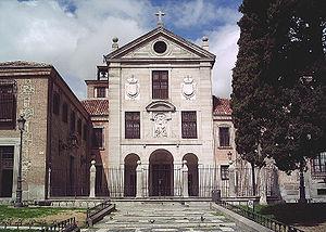 Royal Monastery of La Encarnación, Madrid - Image: Real Monasterio de la Encarnación (Madrid) 01