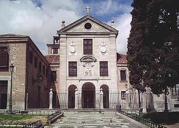 Real Monasterio de la Encarnación. Convento de monjas agustinas recoletas en Madrid (España).
