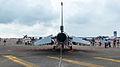 Rear View of ROCAF F-16A 6718 at Ching Chuang Kang AFB 20140719.jpg