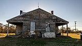 Rear of farmhouse at Kelvin A. Lewis farm in Creeds.jpg