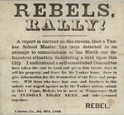 Rebels Rally
