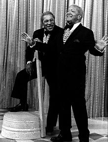 Redd Foxx Don Bexley Sanford and Son 1976.JPG