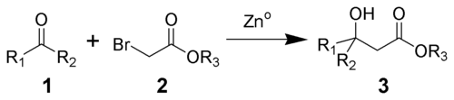 The Reformatsky reaction