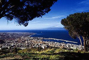 レッジョ・ディ・カラブリアの風景