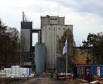 A former feed plant in Toppila, Oulu, Finland.