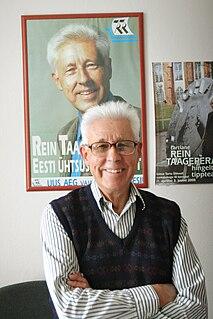 Rein Taagepera Estonian-American political scientist and politician