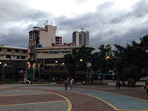 Remedios Circle - Image: Remedios Circle Manila