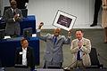 Remise prix Sakharov 2010 Guillermo Fariñas Strasbourg Parlement européen 3 juillet 2013 07.jpg