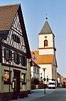 Achern - Rathausplatz - Niemcy