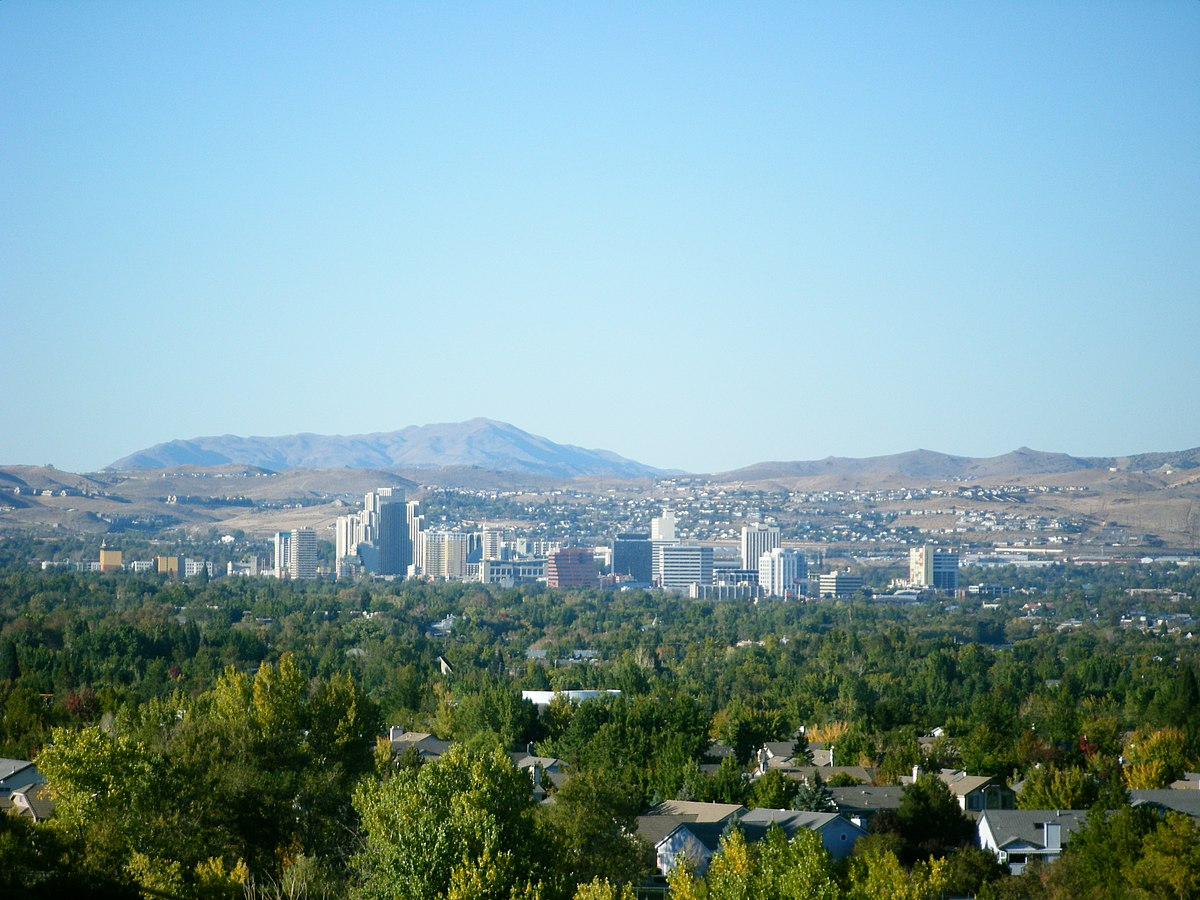 Reno, Nevada - Wikipedia