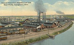 Economy of Youngstown, Ohio - Wikipedia