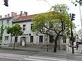 Residential building and pharmacy. Monument ID 1443 - Budaörs. Templom Sq., 17.JPG