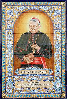 Marcelo Spínola y Maestre Catholic cardinal