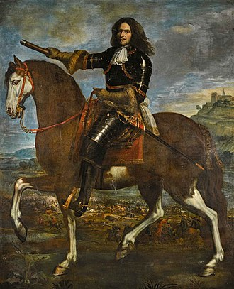 Henri de la Tour d'Auvergne, Vicomte de Turenne - Turenne as Marshal of France.