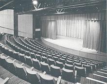 Rhoda McGaw Auditorium-fronto 1975.jpg