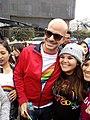 Ricardo Morán en la Marcha del Orgullo LGBTI Lima 2018 (5).jpg