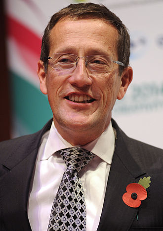 Roundhay School -  Richard Quest