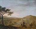 Richard Wilson (1713-1714-1782) - View near the Loggerheads, Denbigh - N02989 - National Gallery.jpg