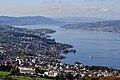 Richterswil - Horgen - Au - Albis-Felsenegg-Uetliberg - Zürich - Lägern - Zürichsee - Pfannenstiel - Feusisberg - Etzel 2010-10-21 15-51-22.JPG