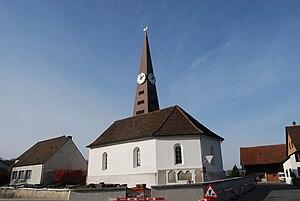 Rickenbach, Zürich - Image: Rickenbach (Zuriko) preghejo 165