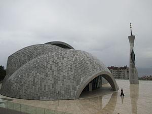 Islam in Croatia - Mosque of Rijeka, completed in 2013