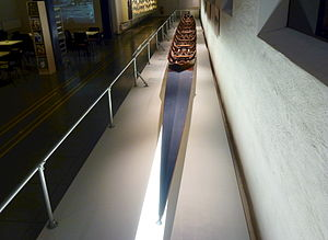 Leander Club - The winning Leander boat from the 1912 Summer Olympics
