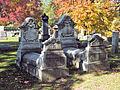 Risher (Daniel and Sarah), Lebanon Church Cemetery, 2015-10-23, 01.jpg