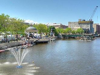 RiverSplash! - Pere Marquette Park