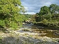 River Wharfe After The Strid - geograph.org.uk - 1495449.jpg