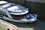 River cruise ship Amalyra on the Danube in Jochenstein -02.JPG