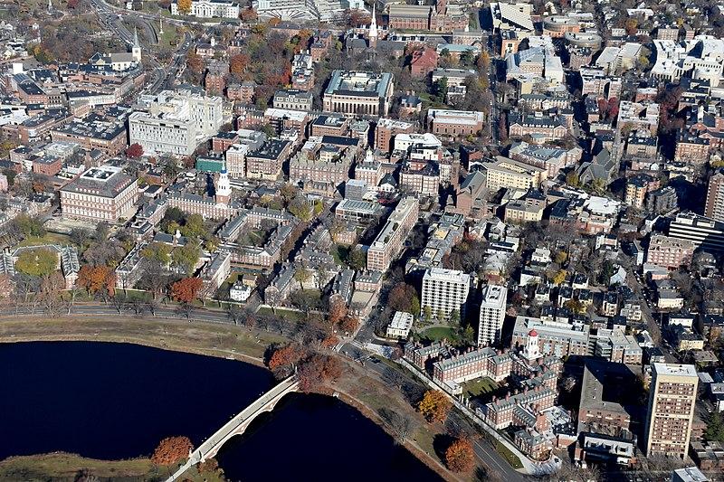 River houses Harvard aerial.JPG
