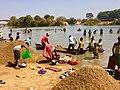 River sand production Guinea.jpg
