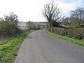 Road passing St Mary Magdalene's Church, Stockbury, Kent - geograph.org.uk - 375110.jpg