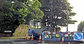 Roadworks at the top of Wood Walk. - geograph.org.uk - 562166.jpg