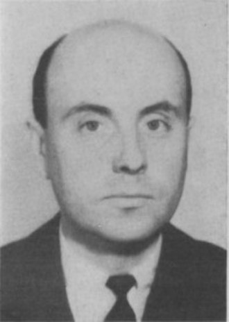 Robert Blinc - Robert Blinc in 1969