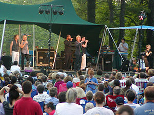 L.L.Bean - Rockapella performs at the L.L. Bean Summer Concert Series, July 2003