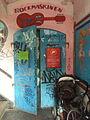 Rockmaskinen - Christiania - København - Old Entrance.jpg
