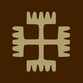 Rodnovery SYMBOL brown.png