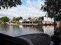 Roei- en Zeilvereniging De Amstel, Hobbemakade 122 pic3.JPG