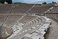 Roman theatre at Pergamon Asclepium 03.jpg