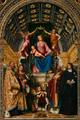 Romanino - Pala Santa Giustina (Particolare)- Museo Eremitani - Padova.png