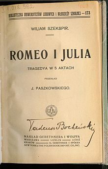 Romeo i Julia (William Shakespeare) 005.jpg