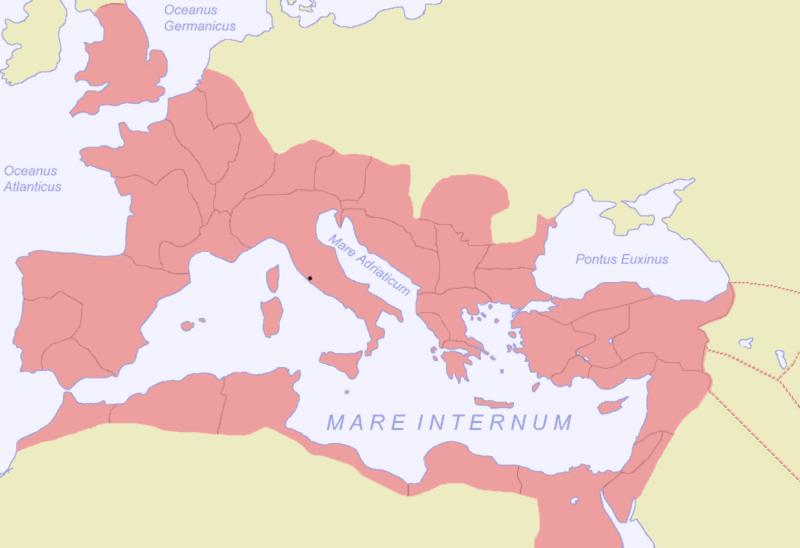 Provinces of the Roman Empire Quiz - By sixte105