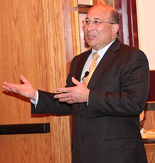Ron Insana American journalist
