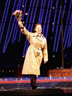 Rosa Feola Italian opera soprano